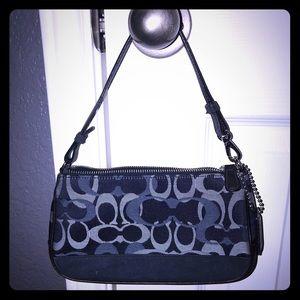Cute blue purse